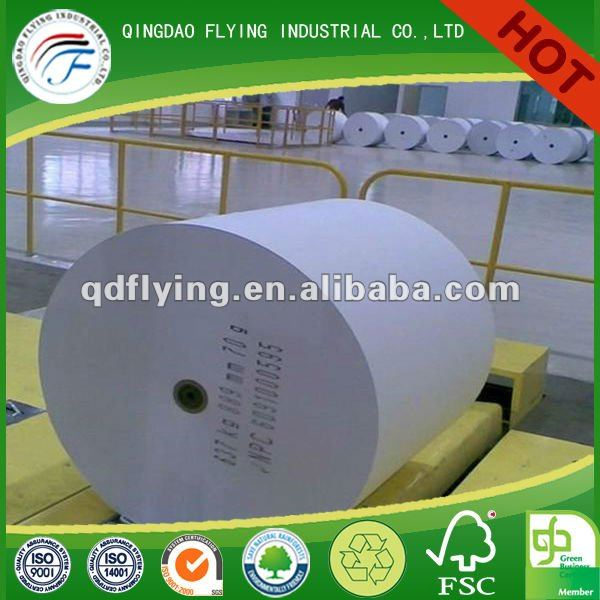 hot sale printing offset paper stocklots in china