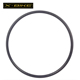 X-Bike lightest rim 700c road bicycles tubular t1000 carbon rim with good gradeability