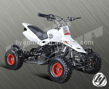 PULL START 49cc 2 STROKE KIDS MINI ATV WITH CE CERTIFICATE