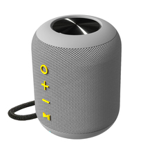 Wireless Portable Speaker With Aluminum Alloy Subwoofer Waterproof IPX5