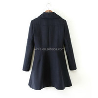 Designer hotsell 100% cashmere winter women coats