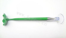 new design lotus leaf sucker pen for promotion