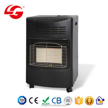Cheap price 4200W ceramic mobile gas heater