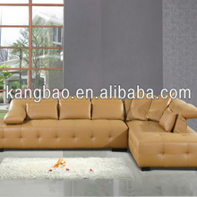 Luxury furniture living room sectional sofa