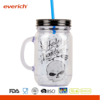 Insulated Drinking Tumbler Cup With Straw 20oz. Travel Mug
