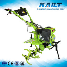 diesel Powered tiller 3.8KW rotavator/ cultivator/ weeding machine for garden / for agriculture/ farming