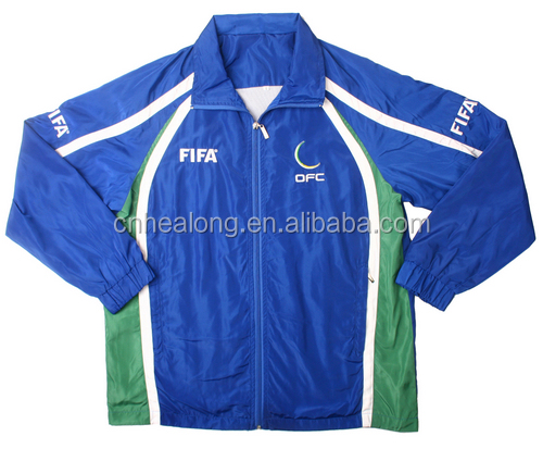 High Quality Man Training Tracksuit Jacket And Pants Wear