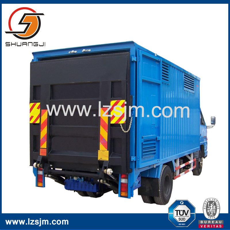 Hydraulic Lift Tailgate : List manufacturers of tail lift for truck buy
