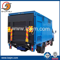 Hydraulic Tail Lift For Cargo Truck