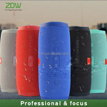 Heavy bass portable mini outdoor speaker phone wireless waterproof speaker Charge3 bluetooth speaker