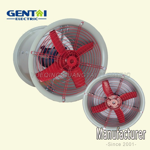 BT35-11 Cheaper price Aliminium alloy shell Explosion proof axial flow fan