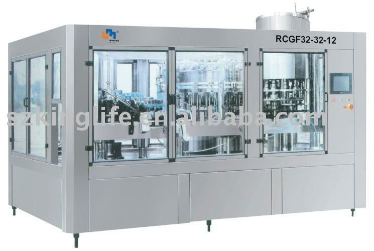 Juice water filling machine/equipment/unit