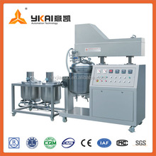 Chocolate mixing machine, emulsifier for chocolate, vacuum mixer for sale