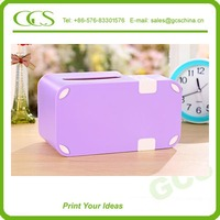 20140creative new style home ornament european royal tissue box wholesale acrylic napkin box star shape ceramic tissue box
