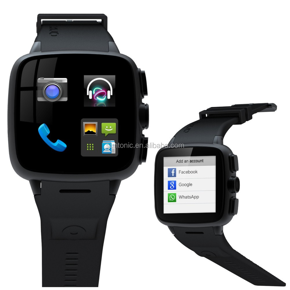 1.54 inch 3G WIFI Smart Watch Phone With GPS Android 4.4 Smart Watchling support android watch