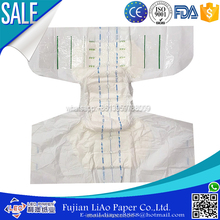2017 cheap Disposable adult diaper b grade manufacturer in China