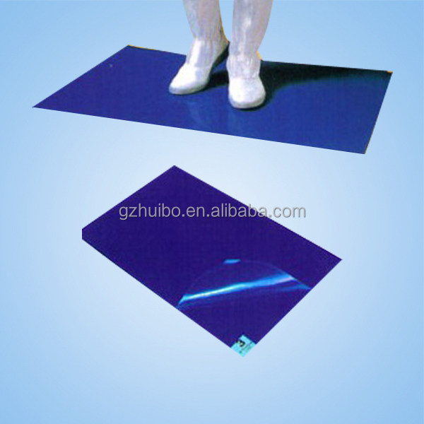 Disposable Peel Off Sticky Entrance Mat
