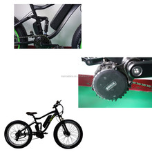Sport mountain snow ebike 1000w electric fat bike 48v mid motor electric bicycle