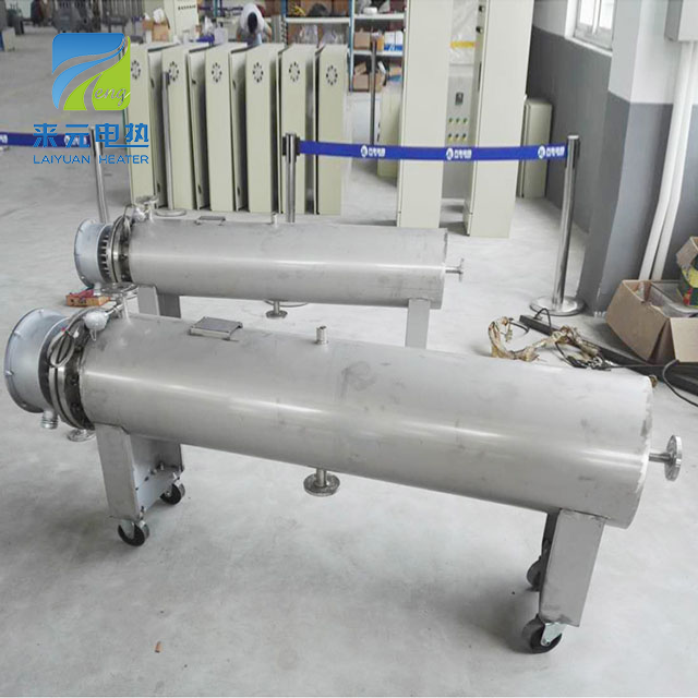 Liquid <strong>Heating</strong> 450kw Electric Circulation Process Heater Manufacturers