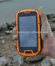MTK 6589 android 4.2 walkie talkie rugged waterproof phone