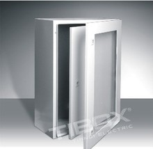 IP65 Wall Mounting Metal Enclosure/Metal distribution box/ life proof enclosure