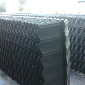 Not easy to fade stone coated types of roofing tiles house wholesale roofing shingles