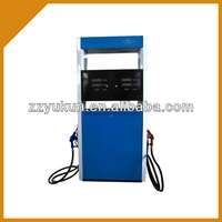 25Mpa CNG gas pump dispenser