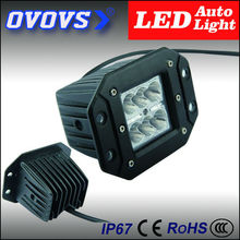OVOVS 12v led light auto tuning with flash mount for atv, car