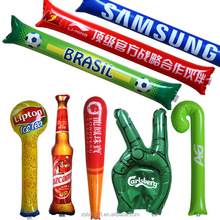 Manufacturer Colorful air bang stick,Advertising Noisemaker Air Bang Bang Sticks,Promotional Thunder Air Stick With Logo