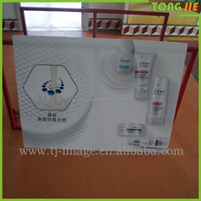 Wholesale Cheap Cosmetic Sample Display Advertising Sign Boards