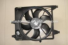 6001550769 ,6001546844 RENAULT LOGAN RADIATOR FAN ASSY