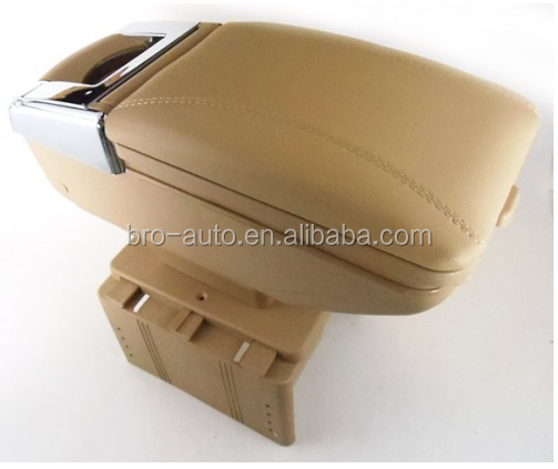 2015 Hot Sell Good Quality Car Universal Console Box car Armrest Box for universal car Manufactory