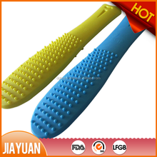 Fitness muscle massage and therapy muscle silicone massage stick