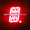 0.5 inch mini red 1 digit led alphanumeric display 16 segments