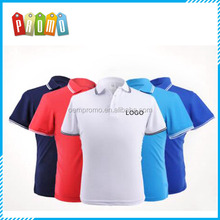 Wholesale High quality Professional OEM Custom Design Polo T-Shirt