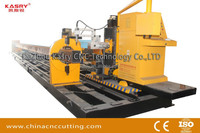 6-axis CNC Steel Tube and Pipes Plasma Cutting Machine and Cutter