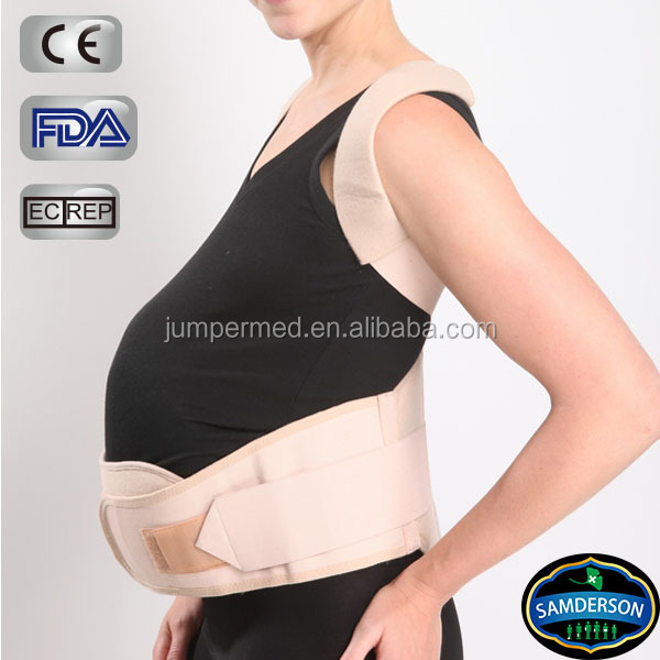 Breathable Abdominal Binder and Elastic Maternity Support Belt