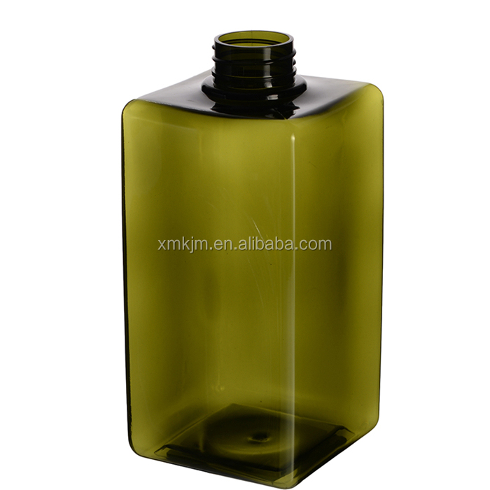 Large capacity toner 500ml cosmetic plastic pet bottle