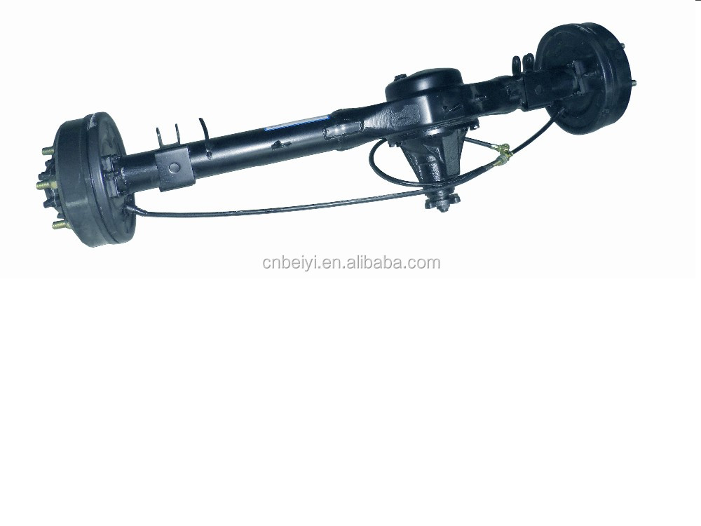 4 Holes 2 Speed Rear Axle With Differential