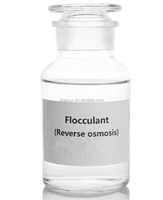 high molecular weight organic flocculant/RO plant flocculating agent/reverse omosis membrance chemicals Flocculant