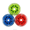 120*24 hot sale flashing high quality LED PU wheel for scooter