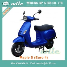 2018 New 2013 model chinese motorcycle 2-stroke Euro4 EEC 50cc, 125cc Scooter Maple-S (Euro 4)