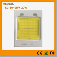 2015 Hot Selling Driverless AC COB LED Chip 30W