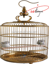 Outdoor & indoor sainless steel bird cage, metal wire bird cage for sale