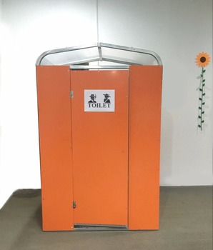 Organic Garbage Portable Composting Toilet And Shower Room Systems