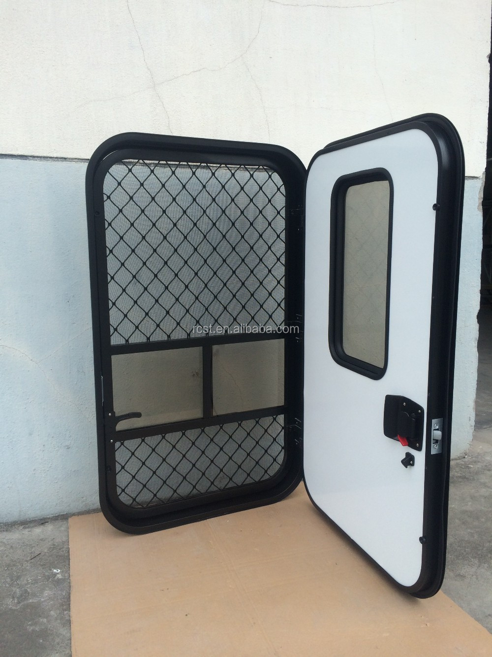 Small RV Door for Teardrop