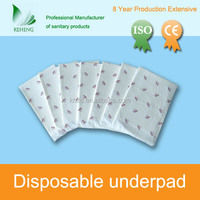 Adult (baby) hospital medical disposable underpad