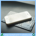 wholesale mobile phone accessories OEM reusable pu gel sticky pad
