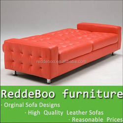 New Model Lounge Sofa , Removable Back Sofa bed