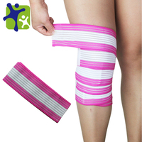 Elastic knee guard protection the length about 180cm for sport